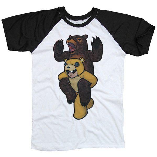 Fall Out Boy Folie A Deux Black & White Two Tone Shirt T-Shirt Unisex... ($15) ❤ liked on Polyvore featuring tops, t-shirts, holiday shirts, two tone t shirts, black and white t shirt, unisex shirts and white and black shirt