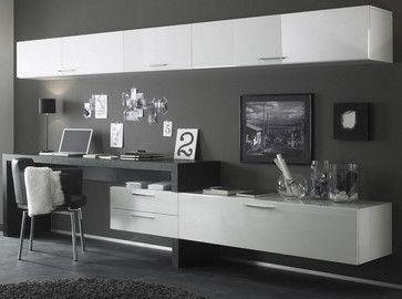 Entertainment Center Modern design ideas, pictures, remodel and decor   – Entertainment center – #Center #Decor #design #entertainment #ideas