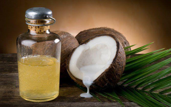 kokosöl wirkung kokosöl hautpflege