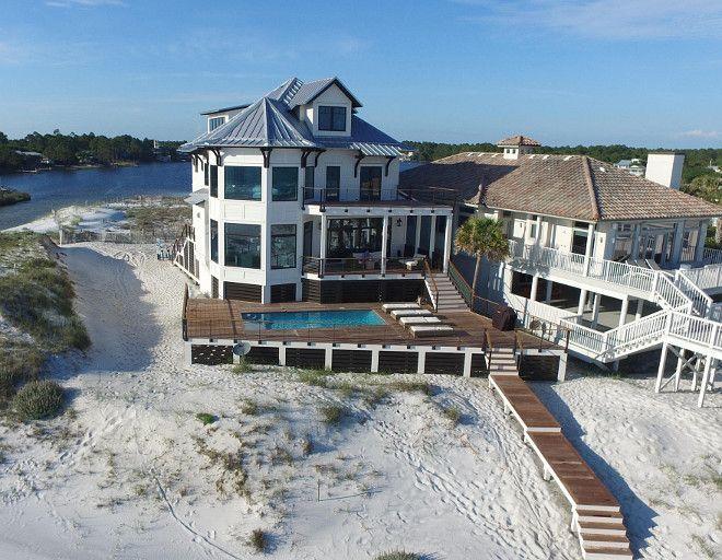 Santa Rosa Beach House. Santa Rosa Beach House for sale. #SantaRosa #Beach… #beachcottagestyleflorida