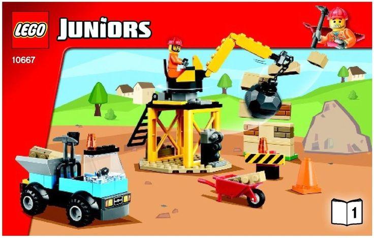 Junior - LEGO Juniors Construction [Lego 10667]