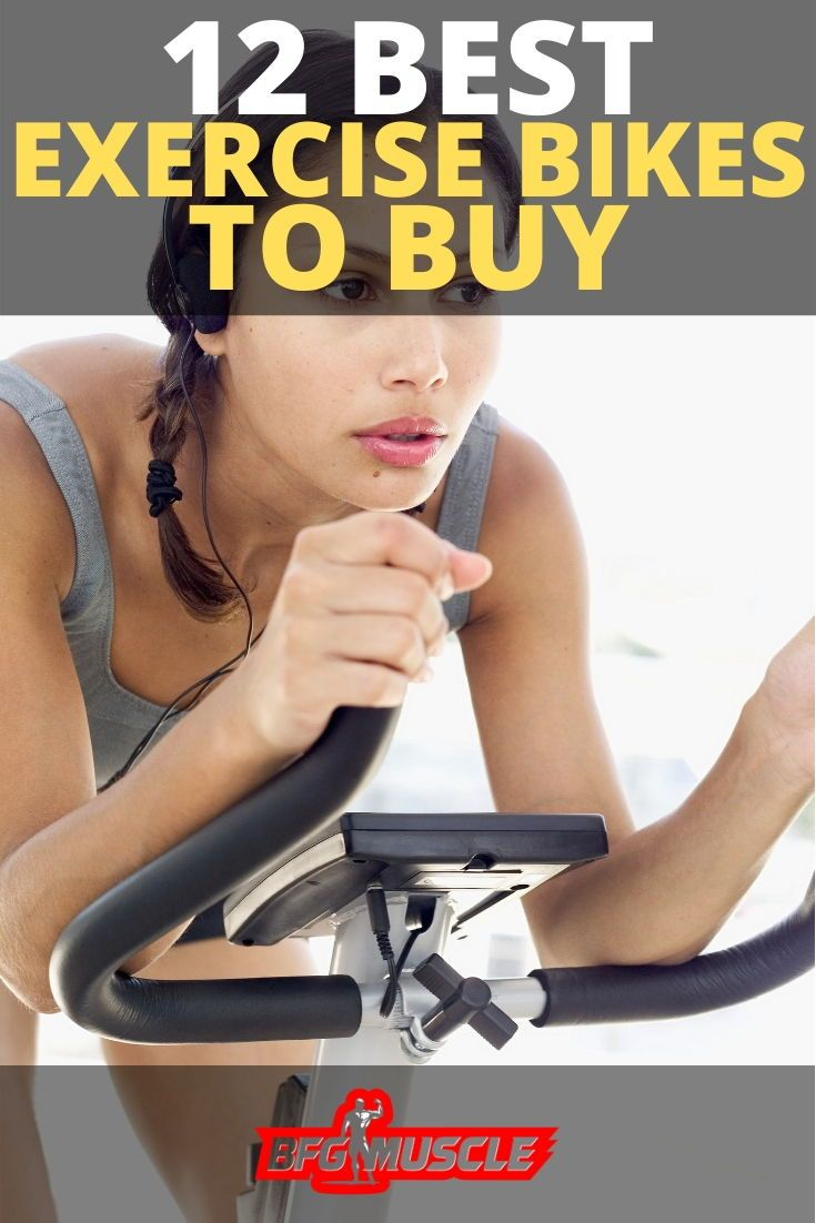 Best Exercise Bikes 2020 Top 12 Bikes And Buying Guide With