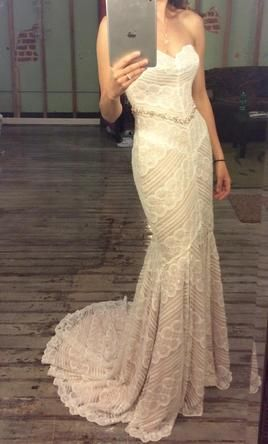 Wtoo Pippin , find it on PreOwnedWeddingDresses.com
