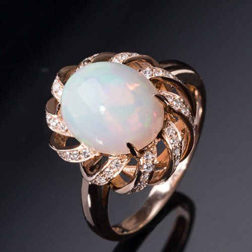 104 best images about Opal Engagement Rings on Pinterest