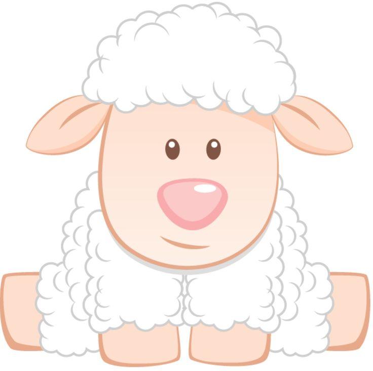 Más de 25 ideas increíbles sobre Dibujo de ovejas en ...