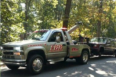 Towing Service in Charlottesville, VA
