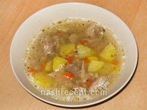 Рецепты супа с консервированного тунца