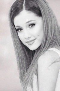 Pic Ariana Grande for iPhone