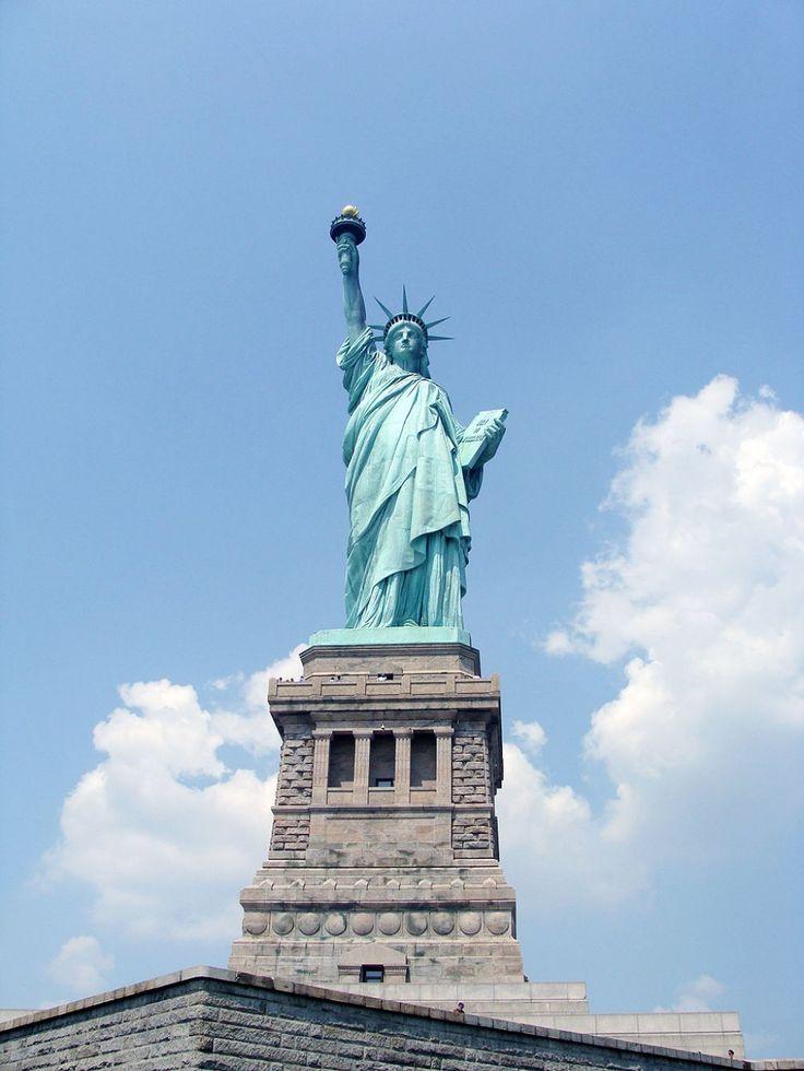 Viajando para Nova Iorque - Estátua da Liberdade