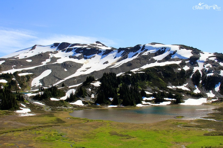 Panorama Ridge and Black Tusk Lake