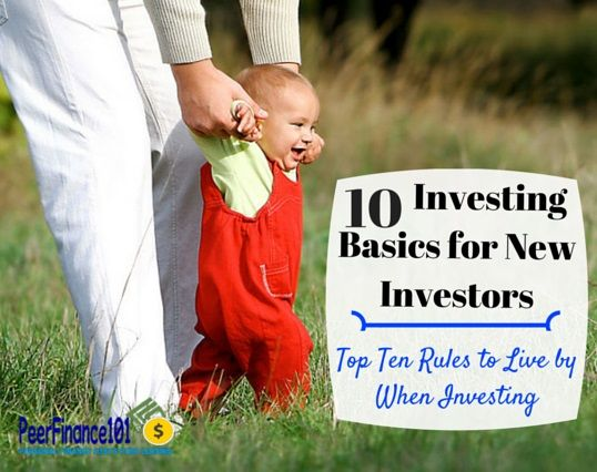 Ten tips for investing in a