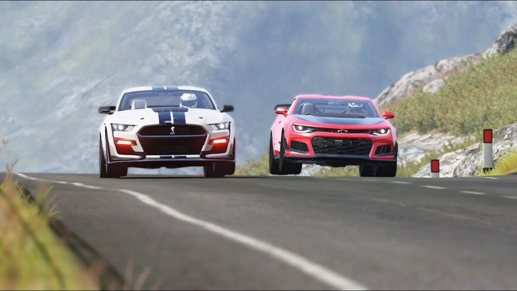 Ford Mustang Shelby GT500 vs Dodge Viper ACR vs Dodge ...