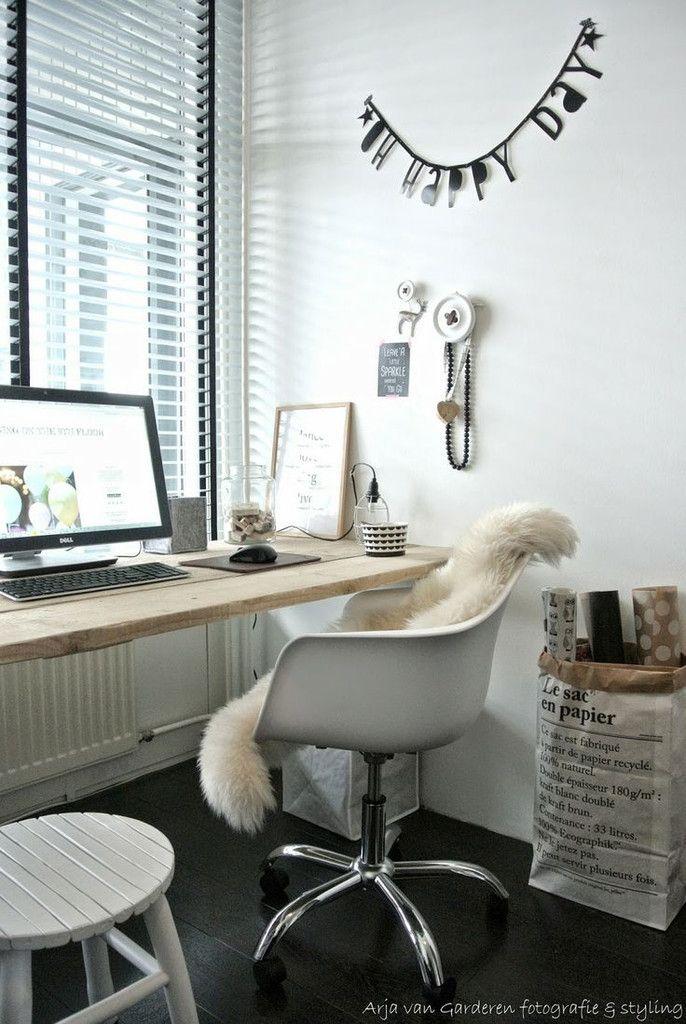Inspiración e ideas para crear espacios de trabajo en casa   Decorar tu casa es facilisimo.com