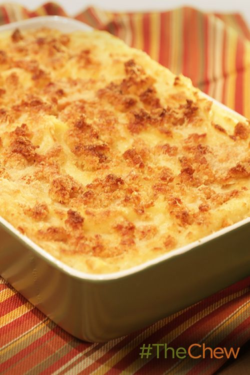 These Make-Ahead Mashed Potatoes are delicious and save time in the kitchen!