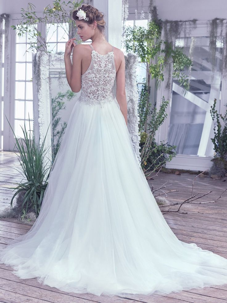 56 best Maggie Sottero @ Dan\'s Bridal & Tuxedo images on Pinterest ...