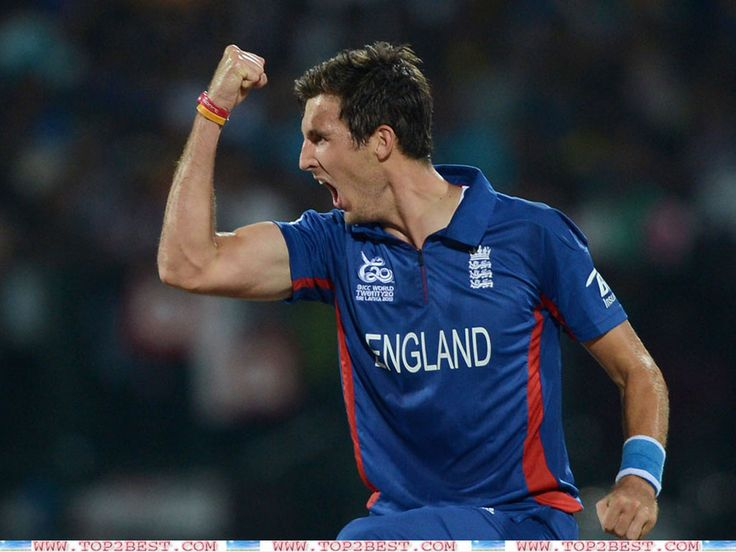 First Hat-trick of World Cup 2015 by Steven Finn