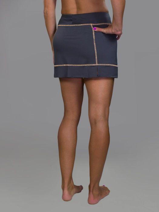 Sonoma JoFit Ladies Pearl Slate Golf Skorts #lorisgolfshoppe