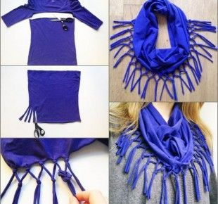 http://www.quebecechantillonsgratuits.com/articles/comment-transformer-banal-t-shirt-en-echarpe.html