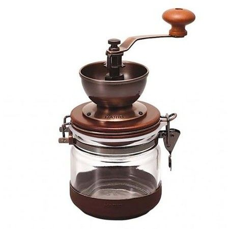 Hario Canister Coffee Mill C  (2860)