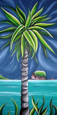 Whitianga Breeze - Robyn Lamont NZ Artist
