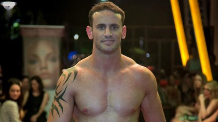 Meet Chris, one of our topless waiter team in Brisbane