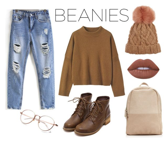"""""""Pom Pom Beanie 