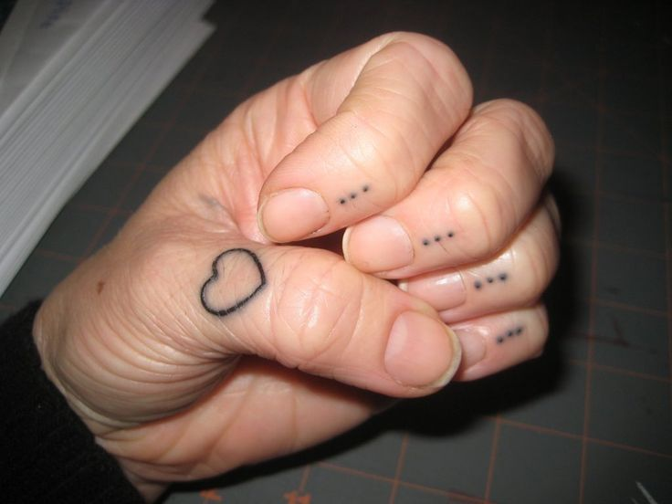38 best three dots tattoo on finger images on pinterest for 3 dots tattoo