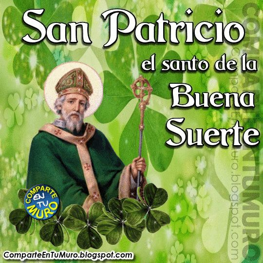 The 25 best ideas about oracion de san patricio on - Para tener suerte ...