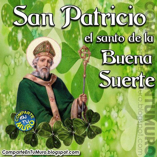 The 25 best ideas about oracion de san patricio on - Como atraer la buena suerte ...