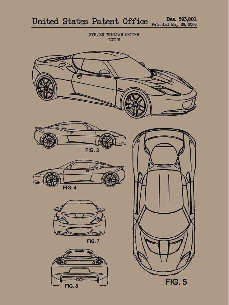 Lotus Car - Steven William Crijns - 2009