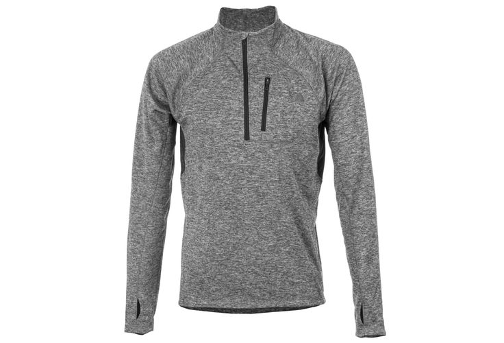 Maillot Manches Longues THE NORTH FACE Impulse Active Gris | Alltricks.fr