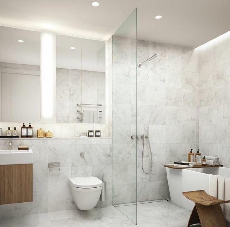 63 besten Für Komfortable Bilder auf Pinterest Badezimmer - badezimmer aufteilung neubau
