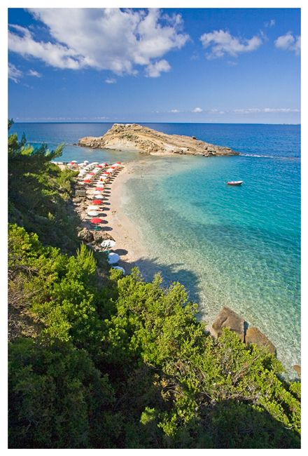 Tourkopodaro Beach - Lassi, Kefalinia, Greece Copyright: brad liddelow