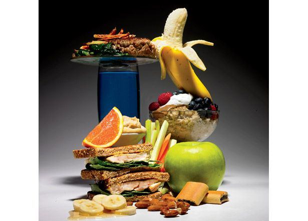 Bicycling's Go Faster Eating Plan | Bicycling
