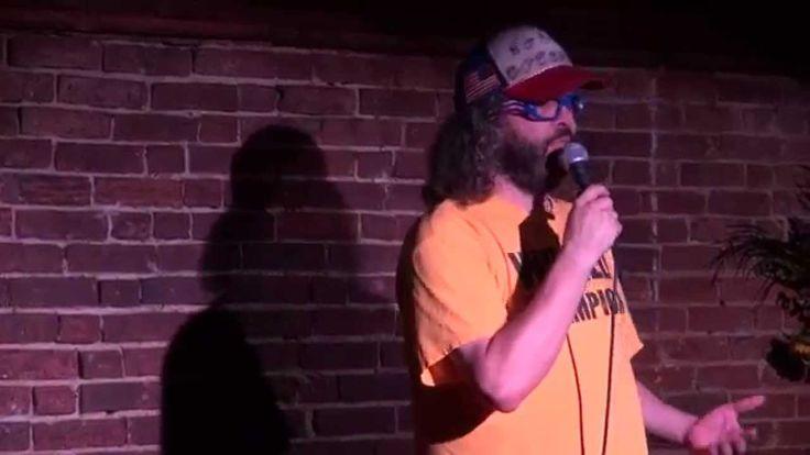 Judah Friedlander Stand-up Bit About Columbus Day 8/10/15