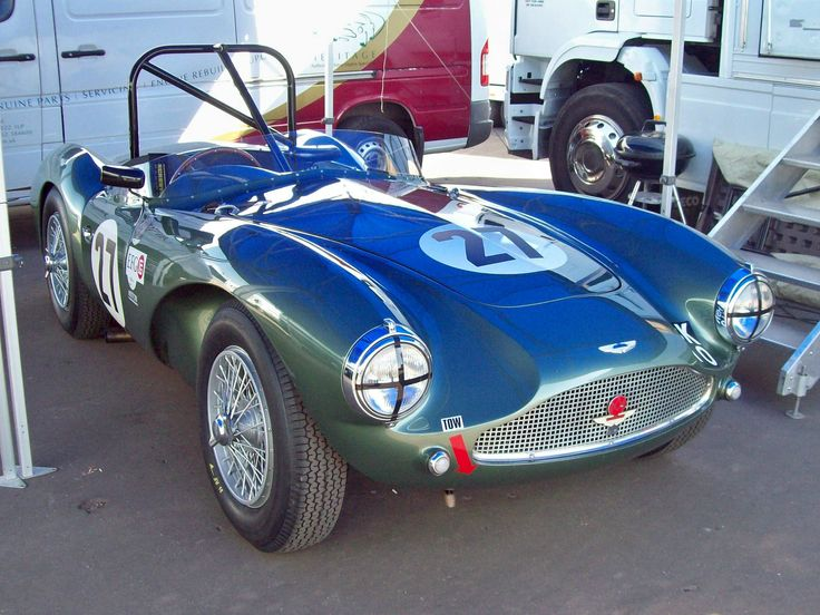 https://flic.kr/p/Lmu3Rt | 24 Aston Martin DB3S (1954) | Aston Martin DB3S (1953-56) Engine 2992cc S6 DOHC (later twin plug)  Production 31 Registration Number HSK 110 Race Number: 27 Wolfgang Freidrichs