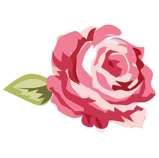 Pin By Lolea Jaaf On رسم ورد Rose Stencil Flower Drawing Flower Art