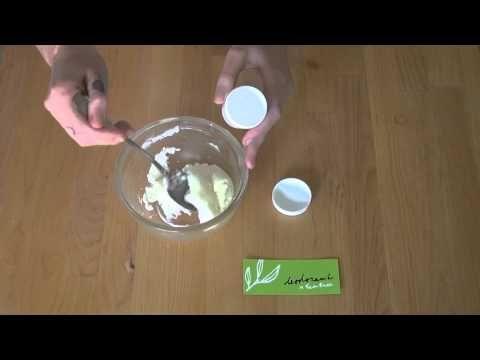 Krémový deodorant alá Martina Malinová - Kosmetika hrou