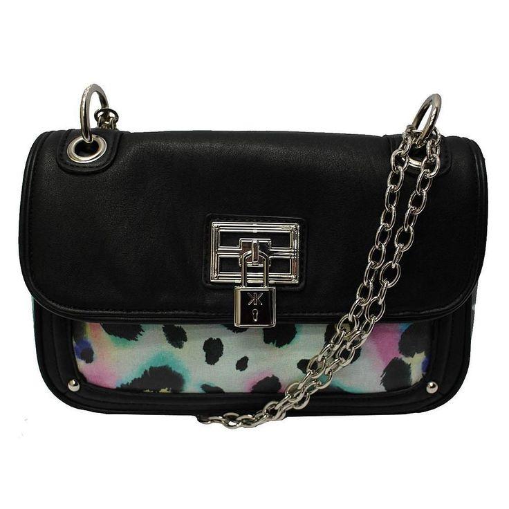 Kardashian Kollection Multi Leopard Handbag #Kardashiankollection #ShoulderBag