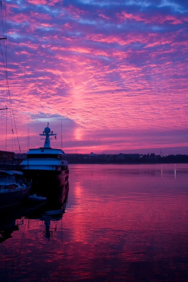 Halifax Harbour pic taken by @baconandbaileys