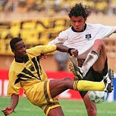 Mark Fish, Orlando Pirates vs Asec Abidjan