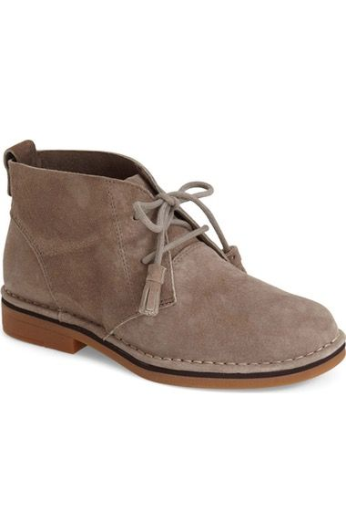 Hush Puppies® 'Cyra Catelyn' Chukka Boot (Women) available at #Nordstrom