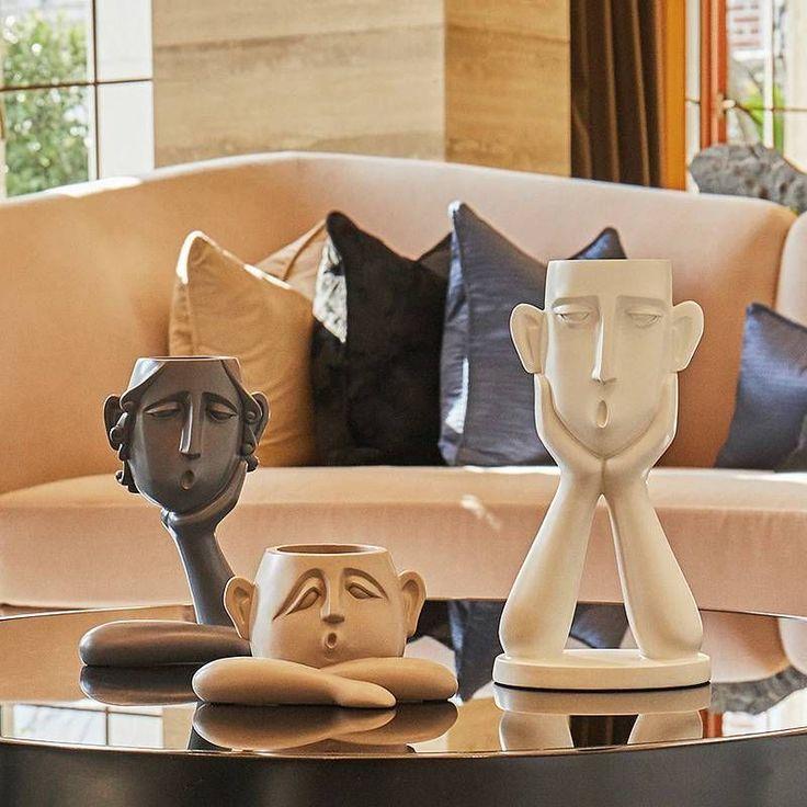 Home Decor Resinas Planas Creative Nordic Style So…