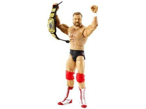 "Mattel WWE Wrestling Exclusive Legends Action Figure Arn Anderson by Mattel. $33.99. Prepare for a dose of â??Double Aâ?! Thereâ?TMs a reason fans voted Arn Andersonâ""¢ the fourth figure in the Legends line, and this fully articulated, highly detailed figure pays respect to the WWE® Hall of Famer. The â??Enforcerâ? arrives with his World Tag Team Championship, which he proudly won with Tully Blanchard.  Titles: World Tag Team Champion; WCW Tag Team Champion; WCW T..."