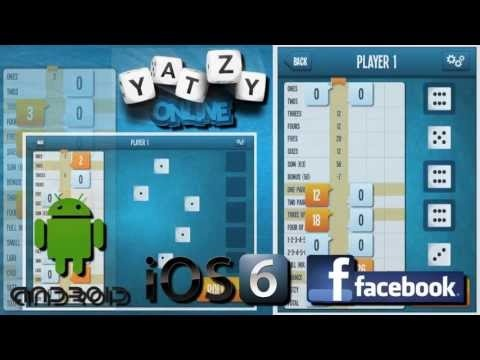 Yatzy Online on YouTube! Check it out!
