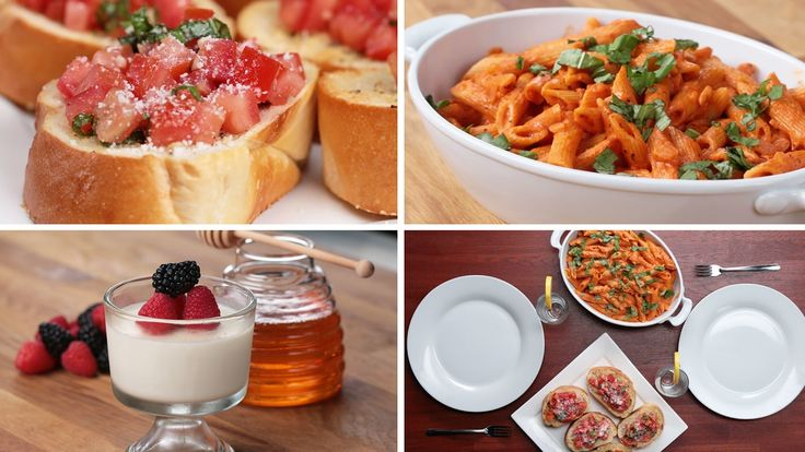 25 best ideas about 3 course meals on pinterest course for 5 course meal ideas