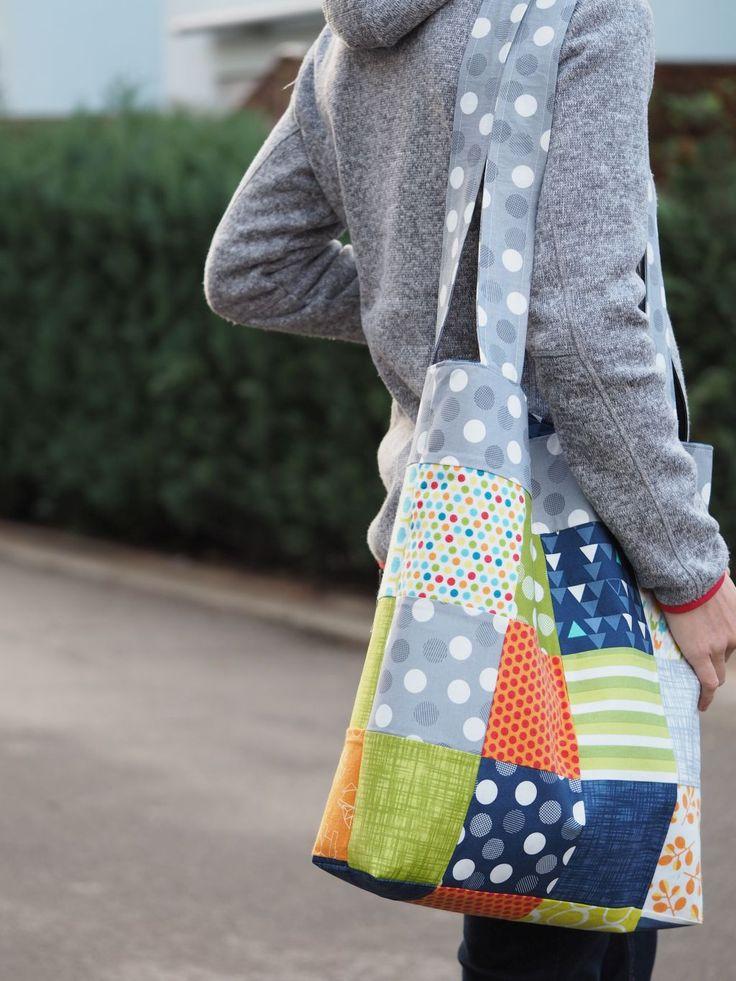 Keko-Kreativ hat die MAKINI-Shophopper genäht und ddas gleich 2 mal! Lass dich inspirieren!