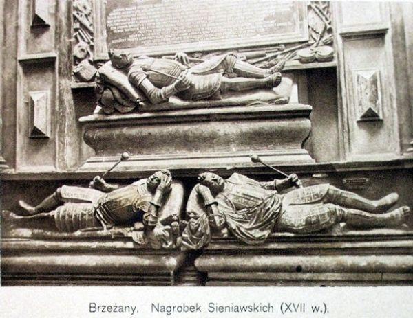 Nagrobki osobne - Sieniawscy - Wyszukiwarka genograficzna