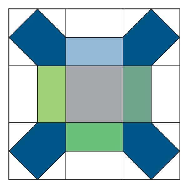52 best Free Quilt Block Patterns images on Pinterest | Free quilt ... : free quilt block patterns to print - Adamdwight.com