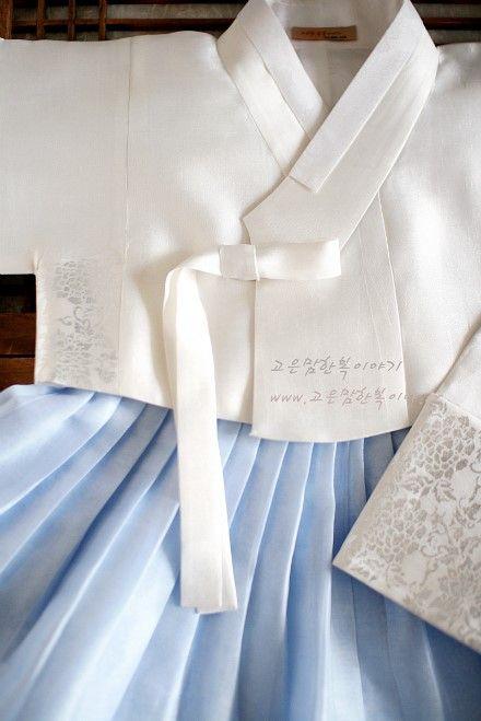 44반~66 사이즈 대여가능 <소 재>100%silk 本絹 저고리 : 15inch 좁은폭 펄명주 &#6...